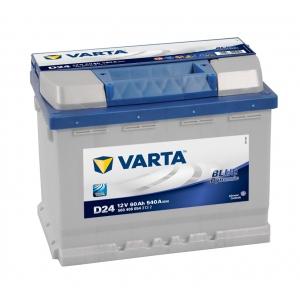 Varta Blue Dynamic 60 Ah 540A (D24) Euro (0)