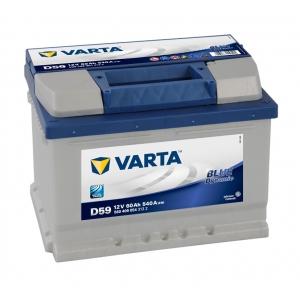 Varta Blue Dynamic 60 Ah 540A (D59) Euro (0)
