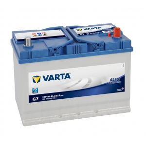 Varta Blue Dynamic 95 Ah 830A ASIA (G7) Euro (0)
