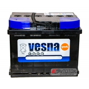 Vesna Power 60 Ah/12V Euro (0)