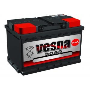 Vesna Premium 66 Ah/12V Euro (0)